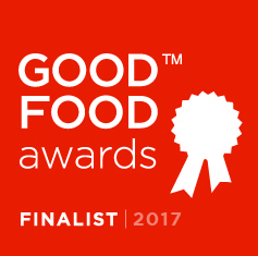 Good Food Awards Finalist 2017