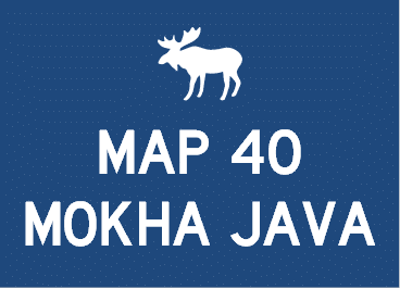 Map 40 Mokha Java
