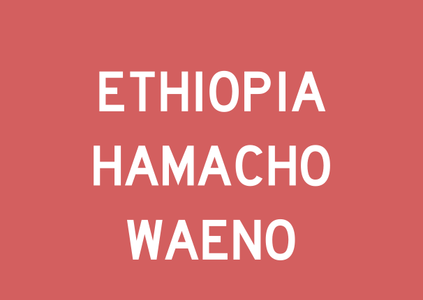 HAMACHO WAENO