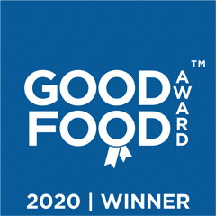 2020 Good Food Award Winner